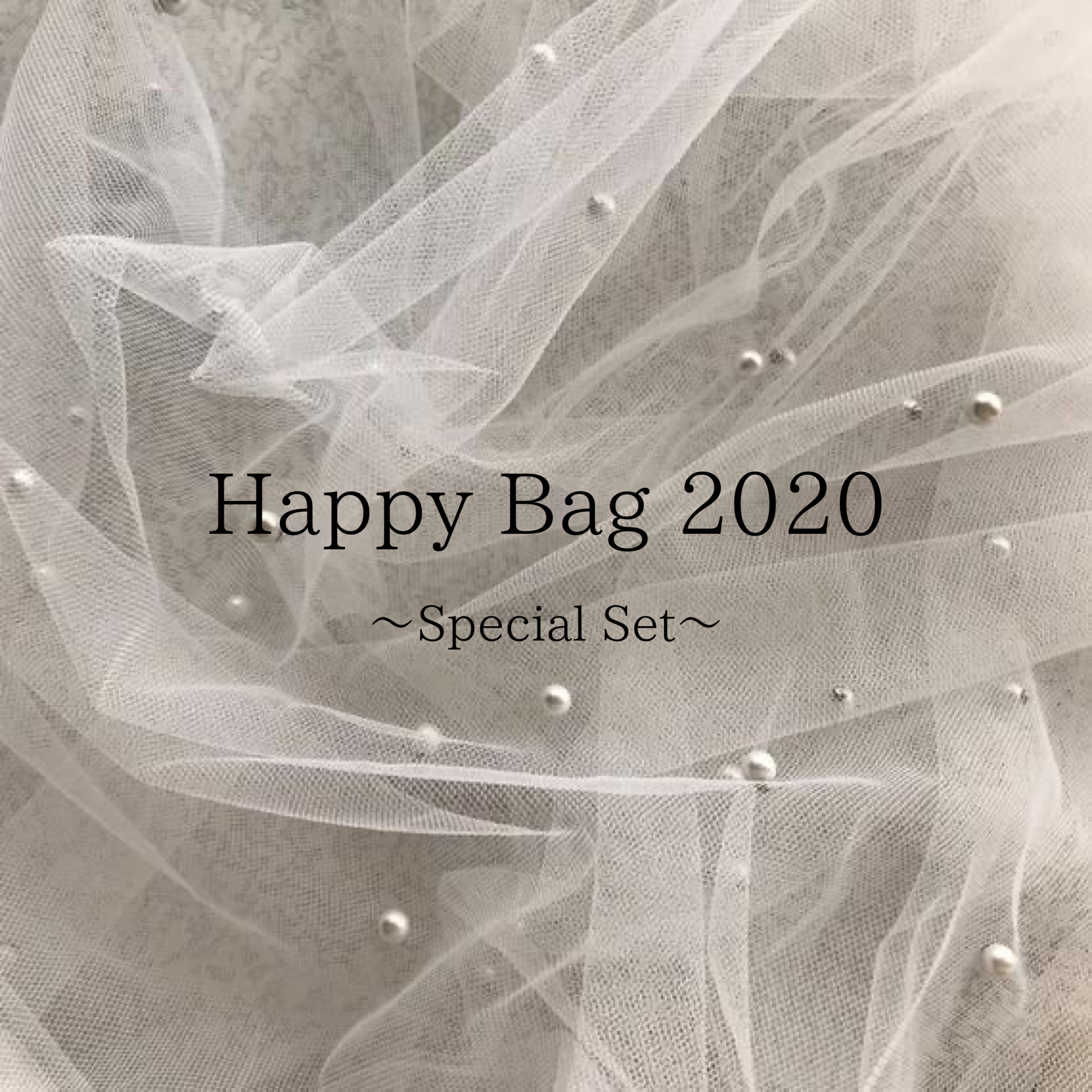 Happy Bag2020 ~Special set~